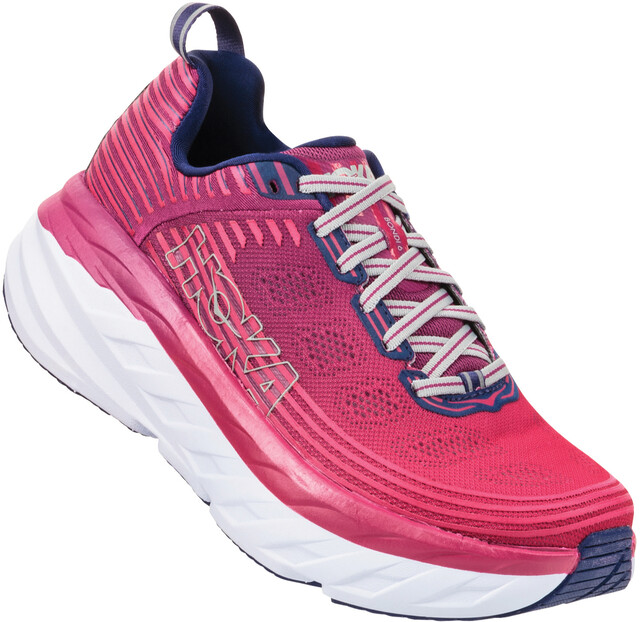 Hoka One One W's Bondi 6 Running Shoes boysenberry/blå depths